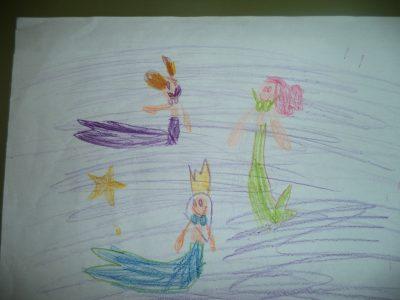 Meerjungfrauen von Ava